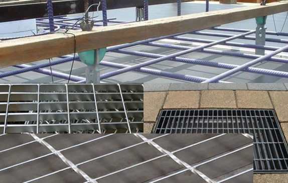 rectangular mesh bar grating bar grate mezzanine floor